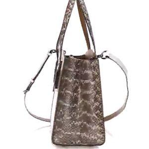 Coach Bags - COACH  Ombré Snake Charlie Carry All Bag